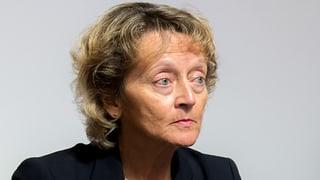 Widmer-Schlumpf: Ina refurma sto er pudair vegnir finanziada