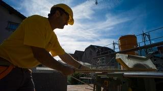 Bürgerliche Parteien wehren sich gegen Baupflicht vor Grossratsdebatte