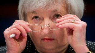 La «Fed» auza puspè ils tschains directivs