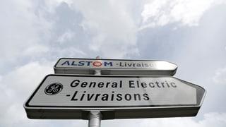 Alstom prüft Angebot von GE