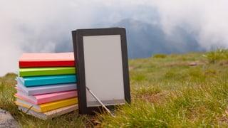 E-Reader, Tablet oder Papierbuch?