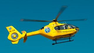Rettungshelikopter flogen 2013 doppelt so oft