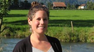 Priska Grünenfelder setzt sich für die nächste Generation ein