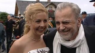 47 Jahre Altersunterschied: Maximilian Schell heiratet seine Iva