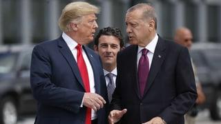 Trump hat angeblich Gülens Auslieferung versprochen
