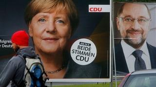 La CDU/CSU è a la testa