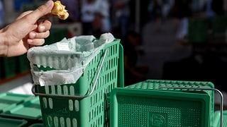 Stadt St. Gallen verteilt 11 000 Gratis-Kompost-Kübel