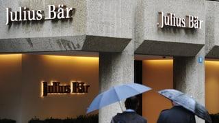 USA wollen Kundendaten von Julius Bär