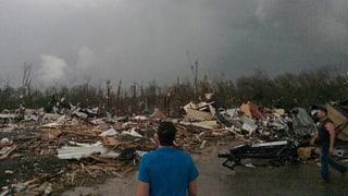 Tornado macht US-Stadt dem Erdboden gleich