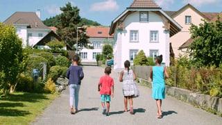Oberwil-Lieli wird zum Kino-Stoff