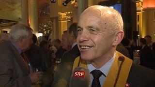 Ueli Maurer und der Bierorden: «Ich bin kein Komasäufer»