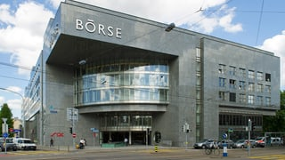 Talfahrt an der Schweizer Börse geht weiter