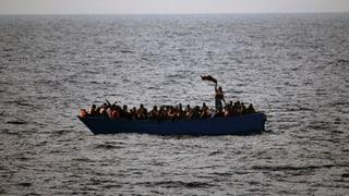 Rom beschliesst den Einsatz seiner Marine vor Libyen. Die Armee soll die libysche Küstenwache unterstützen.