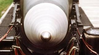 Sicherheitsexperte Popp: «Damit würde die nukleare Bedrohung in Europa wieder Realität»