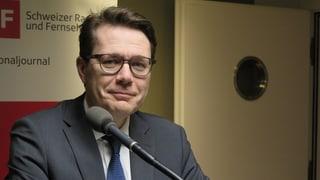 Beni Würth, der gestandene Politiker