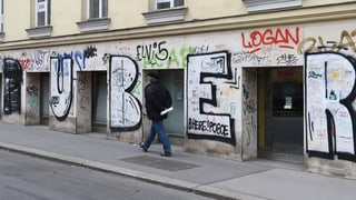 Gutachten belastet Schweizer Sprayer «Puber»