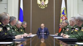 Probleme mit der russischen Wunderwaffe?