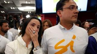 Kolumbien: Ein Funken Hoffnung nach gescheitertem Referendum