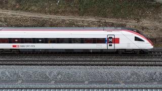 Aarau-Zürich direkt: SBB plant Riesentunnel durch das Reusstal