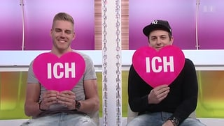 Fabio Leimer und Dominik Kraihamer (Artikel enthält Video)