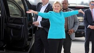 Hoffnung auf Clinton-Sieg treibt weltweit Börsenkurse hoch