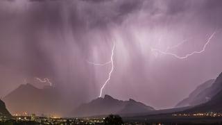 Versicherungen stellen sich auf mehr Unwetterschäden ein