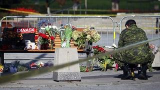 Anschlag in Ottawa war Tat eines aktenkundigen Konvertiten