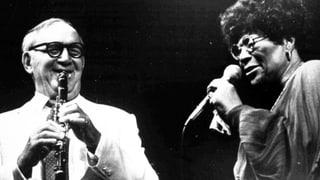 Benny Goodman überwand nicht nur musikalische Grenzen