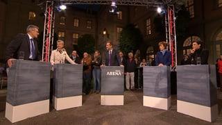 «Wahl-Arena» zur AHV-Reform: «Das können wir uns nicht leisten»