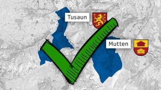 Tusaun e Mut fusiuneschan