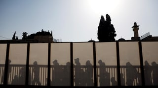 Israel will Metalldetektoren am Tempelberg abbauen