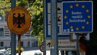 «Deutschland macht klar: Wir werden nicht alle aufnehmen»