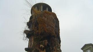Meret Oppenheim-Brunnen wird saniert