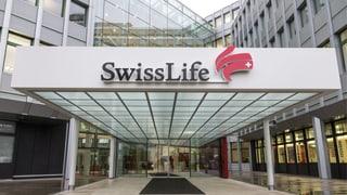 Swiss Life steigert Gewinn
