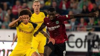 Erstes Remis zwischen Hannover und Dortmund