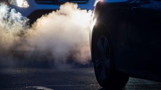 Dicke (Diesel-) Luft in Brüssel