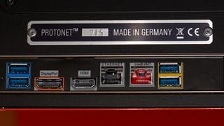 Auch Deutschland steht hinter Sanktionen