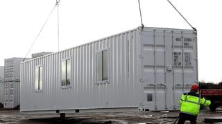 Brittnau: 400 Unterschriften für Asyl-Wohncontainer