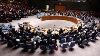 UNO-Sicherheitsrat für Feuerpause in Gaza