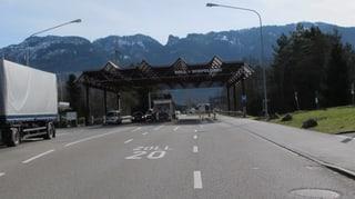 Kriminaltourismus hält Grenzwache auf Trab