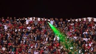 Scumandar punctaders da laser