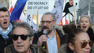 Zehntausende Polen demonstrieren für Bürgerrechte