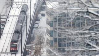 Bahnlinie Solothurn-Moutier seit Montagmorgen wieder offen