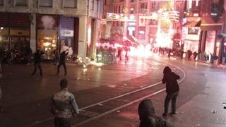 Kurden-Demos: «Es ist mehr Gewalt zu erwarten»