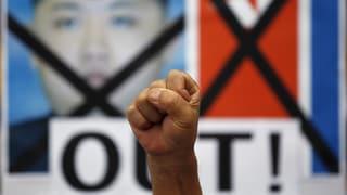 Nordkorea droht Südkorea mit Militäraktion