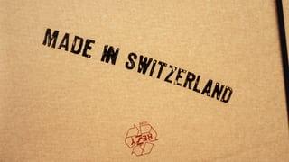 Der deutsche Wirtschaftsmotor brummt, Schweizer KMU schnurren mit. Wieso sich die Grosskonzerne mitunter schwerer tun.