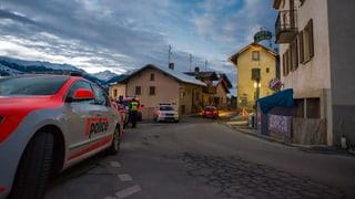 Schiesserei im Wallis: Verletzter nicht mehr in Lebensgefahr