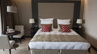Hotellaria grischuna ha nudà in plus da 1,4%