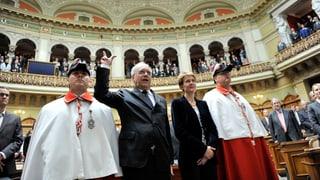 Neun statt sieben Bundesräte: Alte Idee vor dem Durchbruch?