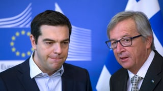 Juncker und Tsipras setzen auf Task Forces